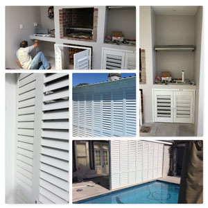 Blockhouse Security Shutters